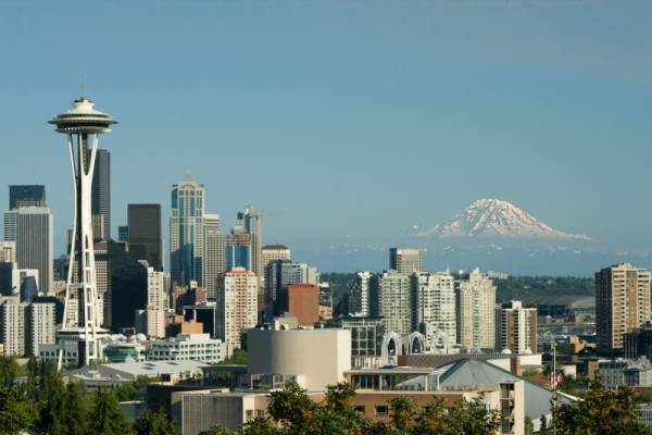 Byen Seattle